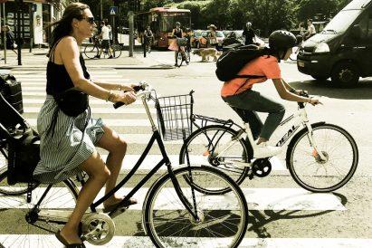 Diritti Dei Ciclisti Su Strada