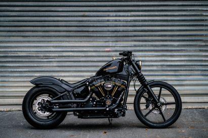 Maxi Tassa Per Le Harley Davidson
