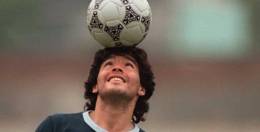Perizia sulla morte di Maradona