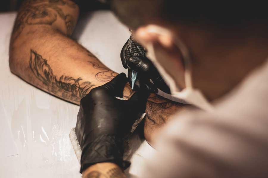 Tatuaggi Terapeutici